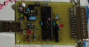 USB2LPT<img src=